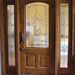 Chesterfield Entryway Stained Glass