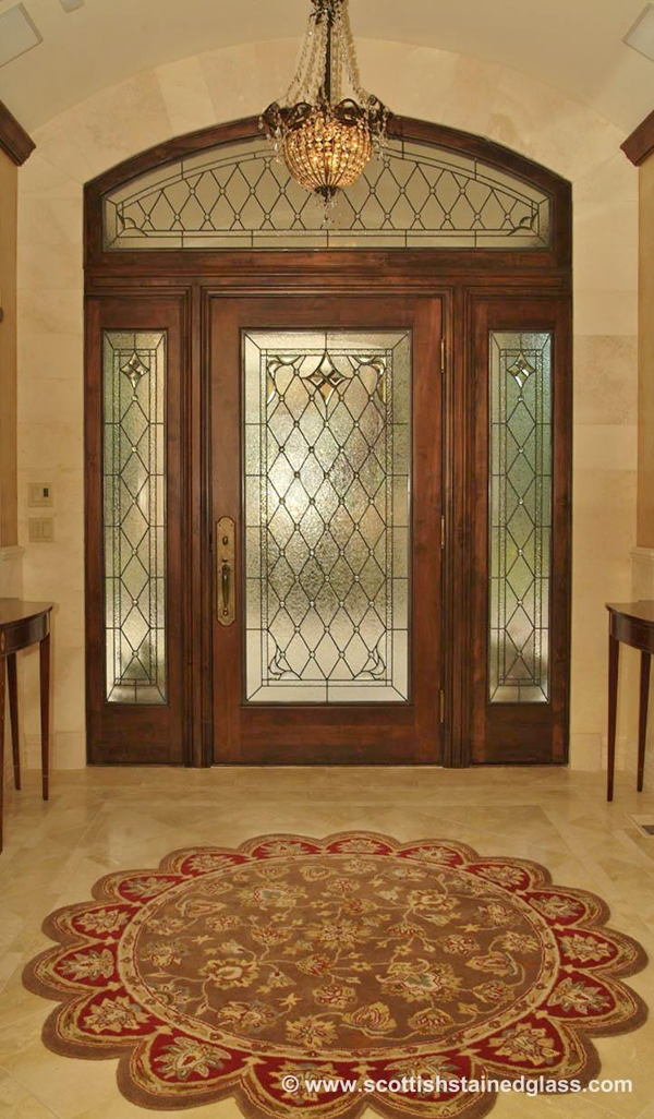 Stunning Sidelights For Doors Amp Entreeways