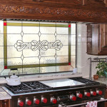 Kansas City Stained Glass Kitchen in Wichita
