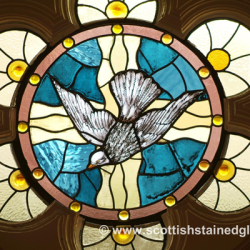 Chesterfield Church Stained Glass