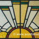 Kansas City Stained Glass Art Deco