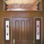 Kansas City Stained Glass Entryway in Overland Park