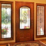 Kansas City Stained Glass Sidelights in Topeka