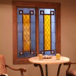 Kansas City Stained Glass Basement in Leawood