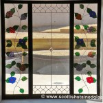 Kansas City Stained Glass Floral in Overland Park