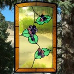Kansas City Stained Glass Floral in Florrisant