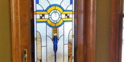 stained glass kansas city home remodel